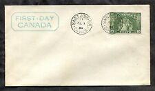 p980 - Canada FDC Cover 1934 United Empire Loyalists