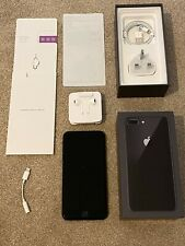 Apple iPhone 8 Plus - 256GB - Space Grey (O2) A1897