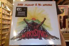 Bob Marley & the Wailers Uprising LP sealed 180 gm vinyl + mp3 download