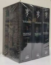 TOLKIEN THE HISTORY OF MIDDLE-EARTH 3 Vol Set Christopher JRR Tolkien SEALED NEW