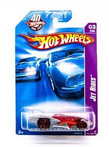 Hot Wheels Jet Rides 03/04 2008 123/172 Firestorm Factory Sealed Card Mint