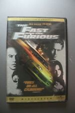 Fast and the Furious , The  Collector's Edition DVD READ