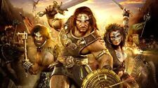 Age Of Conan Game Poster 26' x 15'