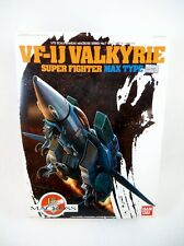 NEW Bandai 1/72 scale Macross VF-1J Max Jenius Sterling Super Valkyrie Robotech