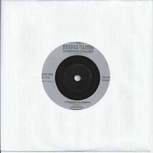 """Sounds Christmas Cracker 7"""" Vinyl E.P 1985 Associates / Screaming Blue Messiahs"""