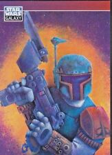 Star Wars Galaxy Series 2 - P6 Promo P6 by TOPPS