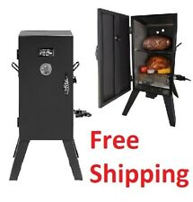 New Electric Smoker Grill Digital Masterbuilt Bbq Barbecue Outdoor Oven Cooking
