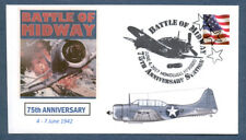 GREYTCOVER SALUTING 75TH ANNIVERSARY OF BATTLE OF MIDWAY 4-7 JUNE 1942