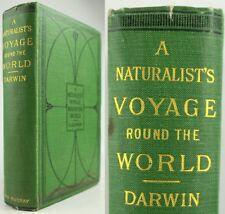 1928 * Charles Darwin * Journal of erforscht * Naturforscher Voyage * Beagle * Galapagos * Karte