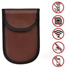 Car Key RFID Signal Blocker NFC Blocking Keyless Pouch Bag Card Phone Gift UK