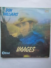 Don Williams Images Vinyl LP, K-TEL NE 1033, 1978.