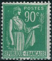 FRANCE 1937 Type paix   YT n° 367 neuf ★★  luxe / MNH