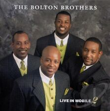 Bolton Brothers  -Live in Mobile 2 - New Factory Sealed CD