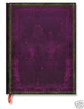 Paperblanks Lined Writing Journal Cordovan Purple Classic Design Ultra Size 7x9
