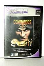COMMANDOS 2 MEN OF COURAGE USATO OTTIMO STATO PC CDROM VER ITALIANA RS2 39639