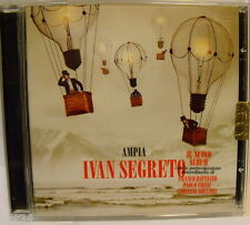 IVAN SEGRETO - AMPIA - CD Nuovo Mai Suonato - Jewelbox