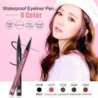 à l'eau bon stylo à liquide cosmétique crayon pour les yeux eyebow maquillage
