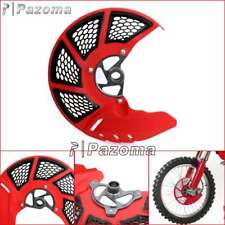 Front Brake Disc Protection Cover For Honda CRF250R/250X  2004-17 CRF450X 05-12