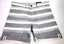 LIFETIME UNIFORM STANDARD BETA MAX STRIPE SHORT GREY STRIPE MEN'S SIZE 36 NEW