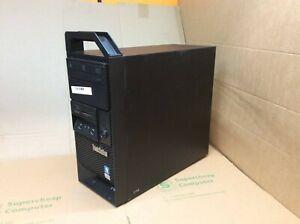 Lenovo ThinkStation E30 WORKSTATION TOWER E3-1220@3.10GHz 8GBRAM 1TB Win10 DVD