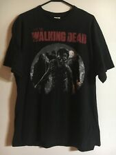 Delta Pro Weight T-shirt The Walking Dead Black Size XL Short Sleeve C008