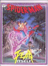 SPIDER-MAN: FEAR ITSELF GN FN/VF 1992 MARVEL COMICS