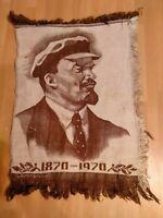 Soviet Union  Pennant Flag Banner - 100 years to Vladimir Lenin 1970. 2
