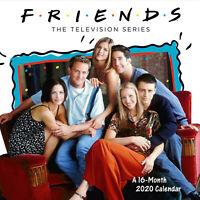 Official Friends TV 2020 Calendar, Square Wall 16 Month Calendar
