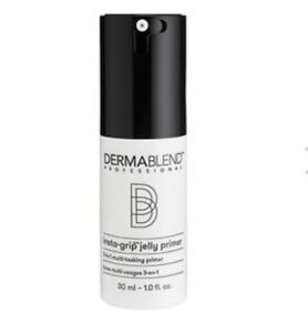 Dermablend Insta-Grip Jelly Makeup Primer - 1 oz. - NEW IN BOX