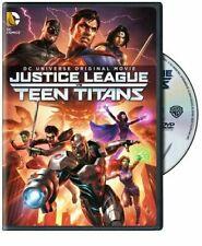Justice League Vs. Teen Titans - DVD Region 1