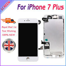 for iPhone 7 Plus Complete Touch Screen LCD Digitizer Replacement Camera White