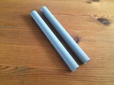 2 x bebob Lightweight support rods 15mm x 150mm LWS Kompendium Stange grau