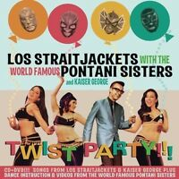Los StraitJackets - Twist Party [New CD]