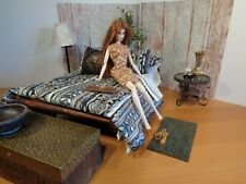 1:6 scale OOAK furniture/accessories for your Fashion Royalty doll bedroom