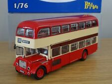 BRITBUS SCARLET BAND CO. DURHAM ALEXANDER DENNIS LOLINE BUS MODEL DL-10 1:76