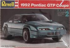 Revell 1:25 Model Car Kit 1992 Pontiac GTP Coupe #7494 Unbuilt