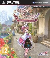 Atelier Rorona The Alchemist of Arland Ps3 PlayStation 3