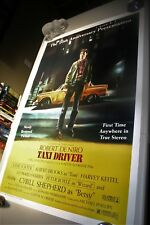 Taxi Driver 20Th Anniversary Movie Poster - 1996