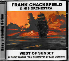 Frank Chacksfield & orchestra-West of Sunset/CD/NUOVO + OVP-SEALED!