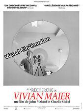 Affiche 40x60cm A LA RECHERCHE DE VIVIAN MAIER 2014 John Maloof Charlie Siskel