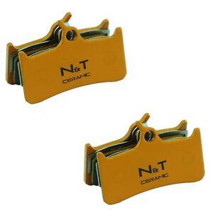 NT-BP019 Pastillas Frenos Compatible Con Shimano Deore XT Br M755