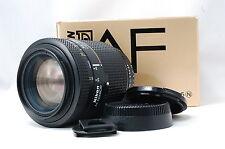 Nikon AF 35-105mm F3.5-4.5 Lens Boxed SN3021069  **Near Mint**