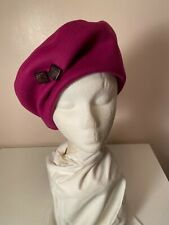 Women's Cashmere Russian Toque Style Hat in Various Colors Size Small and Medium