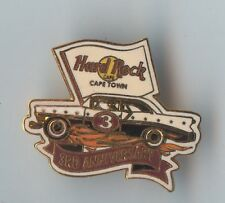 Hard Rock Cafe Capetown 3rd Anniversary Pin