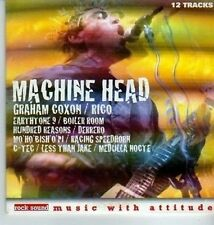 (DA243) Rock Sound, Vol 15, Machine Head - 2000 CD