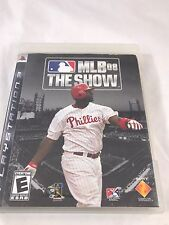 MLB 08 the Show (PS3, Playstation 3) w/ Case! Ships Fast!