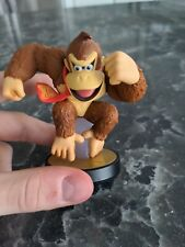 Donkey Kong Super Smash Bros Amiibo