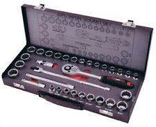 """Eurotech ET10400 40pc 1/4"""" & 3/8"""" Dr Metric & AF Socket set *Lifetime warranty*"""