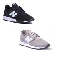New Balance MRL 247 Classic Men Mesh Grey White Trainers Size UK 6 - 12