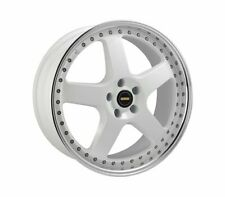 20x8.5 20x9.5 Simmons Fr-1 White 5/120 P43 Wheel